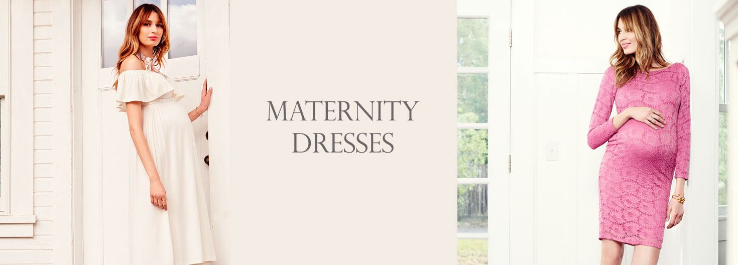 Maternity Dresses with Belts
