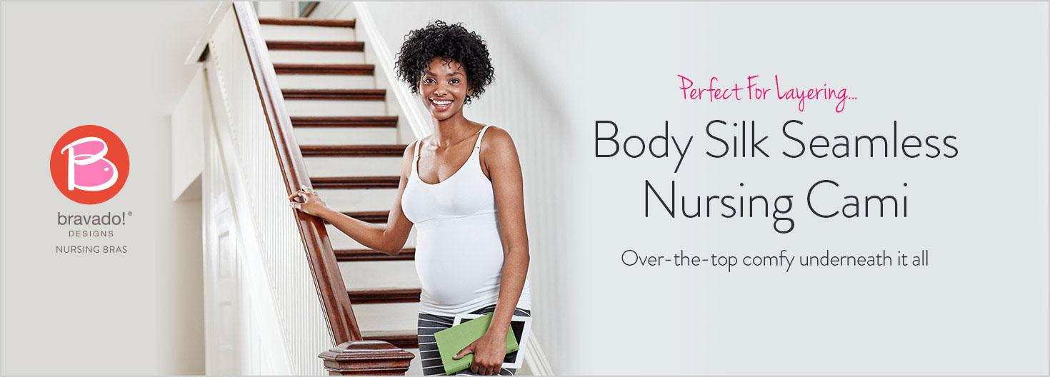 1d6dadfeea4cb Essential Nursing Bra Tanks from top designers — Figure 8 Maternity