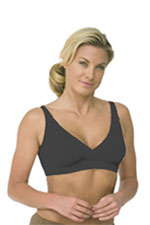 Majamas Easy Bra (Black) by Majamas