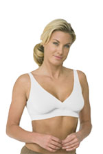 Majamas Easy Bra (White) by Majamas