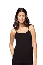 Ingrid & Isabel Everyday Cami (Black) by Ingrid & Isabel