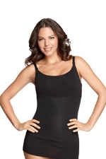 Yummie Tummie Nursing -T Long Tank (Black) by Yummie Tummie