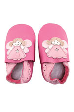 Bobux Original Angel Baby Shoes (Rose Angel) by Bobux