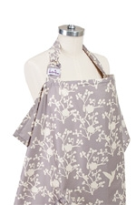 Hooter Hiders Nursing Cover with Ruffle Detail (Nest) by Hooter Hiders