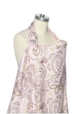 Hooter Hiders Nursing Cover with Ruffle Detail (Marseille) by Hooter Hiders