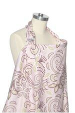 Hooter Hiders Nursing Cover with Pocket Detail (Marseille) by Hooter Hiders