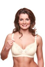 Bravado Sublime Nursing Bra (French Vanilla) by Bravado