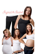 Ingrid & Isabel 5pc Maternity Essentials Kit by Ingrid & Isabel
