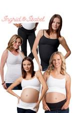 Ingrid & Isabel 5pc Maternity Essentials Kit (Black and White) by Ingrid & Isabel