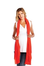 Maternal America Original Nursing Scarf (summer weight) (Watermelon) by Maternal America