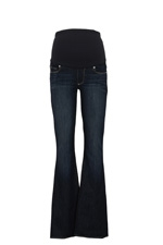 Laurel Canyon Paige Maternity Jeans (McKinley) by Paige Denim
