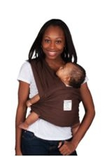 Baby K'tan Baby Carrier (Warm Cocoa) by Baby K'tan