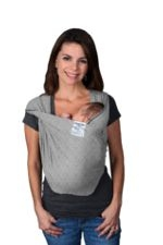 Baby K'tan Baby Carrier (Heather Gray) by Baby K'tan