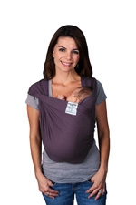 Baby K'tan Baby Carrier (Eggplant) by Baby K'tan