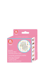 Bravado! Moisture-Wick Washable Breast Pads (Cream) by Bravado