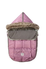 Le Sac Igloo Baby Stroller Cover (Pink) by 7 A.M. Enfant