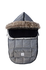 Le Sac Igloo Baby Stroller Cover (Grey) by 7 A.M. Enfant