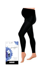Preggers Footless Maternity Tights by Preggers Maternity Hosiery