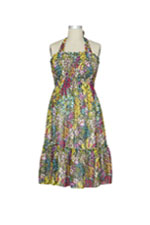 Jules & Jim 2-Ways Secret Garden Maternity Dress (Floral Print) by Jules & Jim