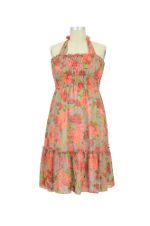 Jules & Jim 2-Ways Floral Maternity Dress (Red Bouquet) by Jules & Jim