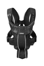 BabyBjorn Baby Carrier Synergy (Black Mesh) by BabyBjorn