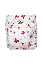 Charlie Banana® 2-in-1 One Size Reusable Diapers (Butterfly Print) by Charlie Banana