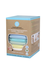 Charlie Banana® 2-in-1 Reusable Diapers - 6 Pack (Unisex Pastel) by Charlie Banana