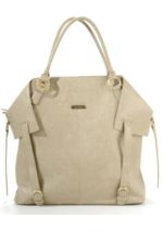 Timi & Leslie Charlie II Diaper Bag (Light Brown) by timi & leslie