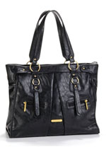Timi & Leslie Dawn Diaper Bag (Black) by timi & leslie