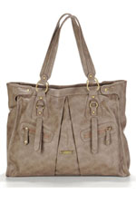 Timi & Leslie Dawn Diaper Bag (Taupe) by timi & leslie