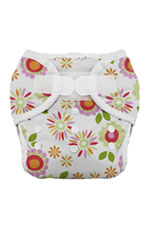 Thirsties Duo Cloth Diaper (Alice Brights) by Thirsties