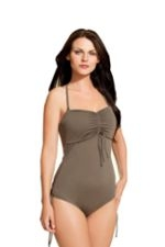 Boob Fast Food Nursing Swim Suit (Safari) by Boob
