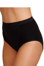 Boob Designs Slimming Brief (Black) by Boob
