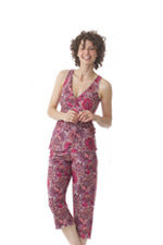Majamas Pachisi Nursing PJ Set (Blossom) by Majamas