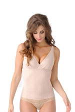 Mother Tucker™ Compression Nursing Tank (Nude) by Belly Bandit