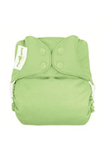 bumGenius Snap 4.0 One-Size Stay-Dry Cloth Diaper (Grasshopper) by bumGenius