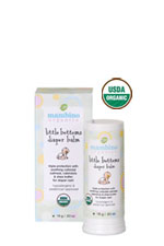 USDA Organic Little Bottoms Diaper Balm () by Mambino Organics