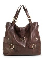 Timi & Leslie Hannah Diaper Bag (Cocoa Brown) by timi & leslie