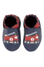 Robeez Boys Soft Soles (Fire Engine) by Robeez