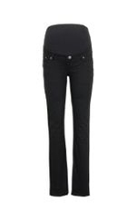 Ripe Lite Skinny Leg Denim Maternity Jean (Black) by Ripe Maternity