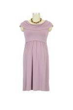 Sophia Nursing Dress (Lavender) by Dote