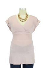 The Treasure Nursing Top (Blush) by Majamas