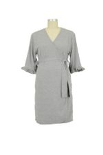 Lisa Robe (Heather Grey) by Larrivo