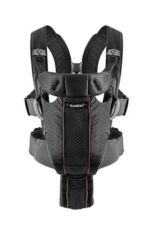 BabyBjorn Baby Carrier Miracle (Black Mesh) by BabyBjorn