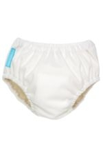 Charlie Banana® Swim Diaper & Training Pants (White) by Charlie Banana