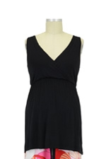 D&A Perfect Nursing Tank (Black) by Japanese Weekend