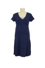 Marni Nursing Night Dress (Navy) by Noppies