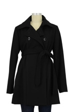 Abney Maternity Coat (Black) by Noppies