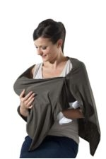 Bamboo Nursing Wrap (Grunge) by Mothers en vogue