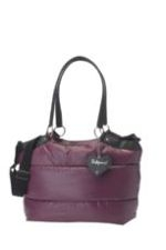 Babymel Camden Carry-All Diaper Bag (Aubergine) by Babymel